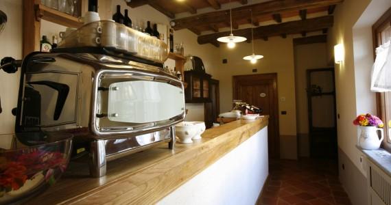 Ristorante in Monferrato
