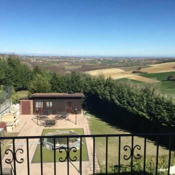 VC441 Monferrato - Conzano, Strada Della Rosetta - Foto 3